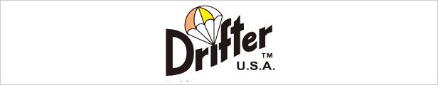 Drifter ドリフター 商品一覧はこちら